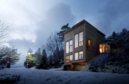 """Zieglers Nest"", l'ultimo progetto di Rever & Drage architects"