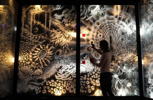 """Pulse"", the new multi-sensory installation by Claudia Bueno"