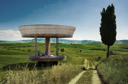 Casa Ojalá, la cabina personalizzabile di Beatrice Bonzanigo