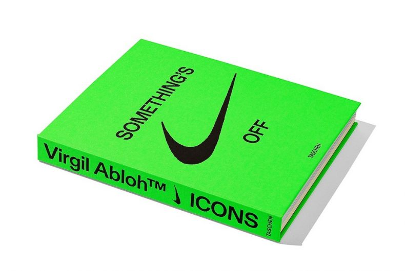 "ICONS ""Something's Off"", il nuovo libro di Nike e Virgil Abloh"