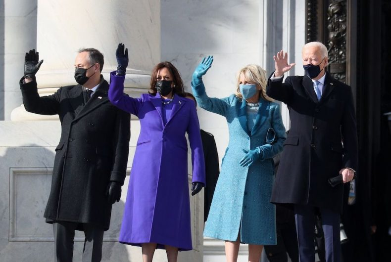 The best looks and outfits of Inauguration Day 2021