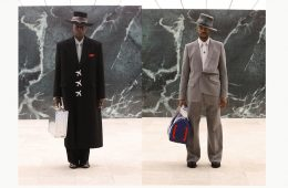 Louis Vuitton's FW21 critiques society and its archetypes