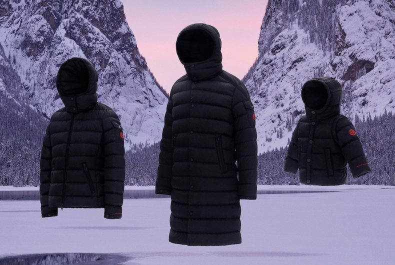"""Moncler launches """"Born to Protect"""" sustainable capsule"""