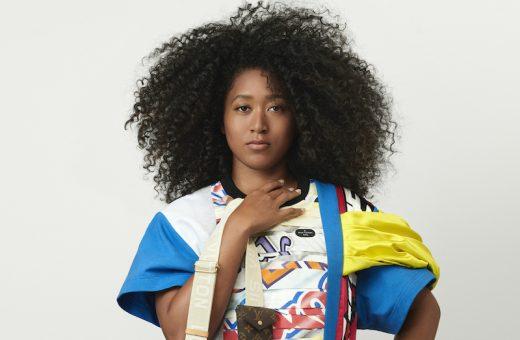 Naomi Osaka is the new brand ambassador of Louis Vuitton