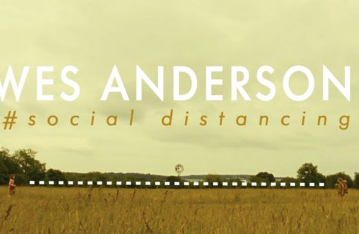 Social distancing according to Wes Anderson's films