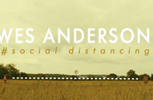 Il distanziamento sociale spiegato con i film di Wes Anderson