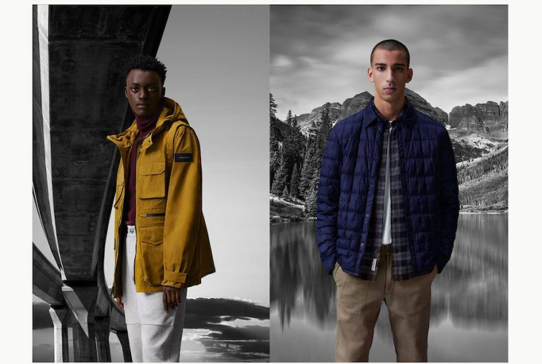 The Fall/Winter 2021 collection by Woolrich