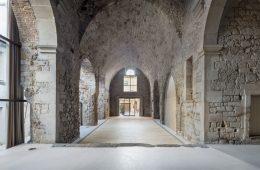 Santa Eulàlia de Gironella, la chiesa trasformata in spazio per le arti