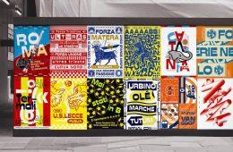 """""""Coppa stadio"""", il campionato grafico dei poster"""