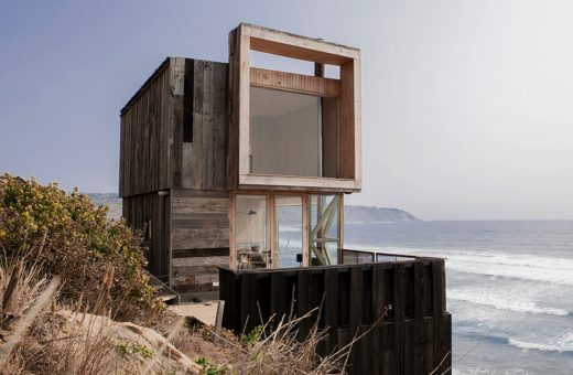The lookout houses by Croxatto and Opazo Architects