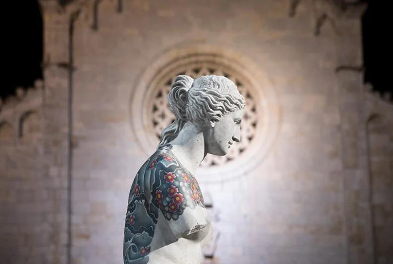 """""""Truly"""", the exhibition in Pietrasanta by Fabio Viale"""