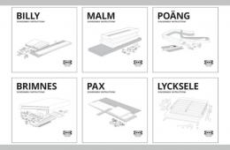 IKEA ha lanciato le istruzioni di smontaggio