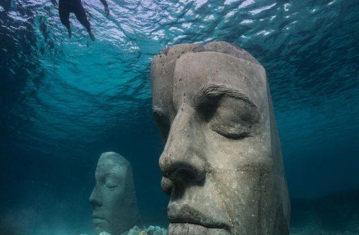 Il museo sottomarino creato da Jason deCaires Taylor