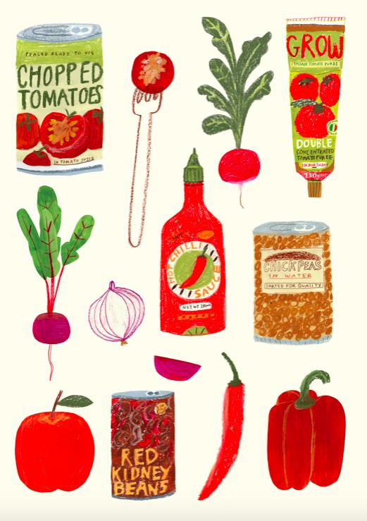 cibo-mente-illustrazioni-maisy-summer