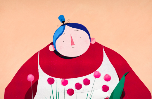 """Emily"", an animated short film about happiness and self-realization"