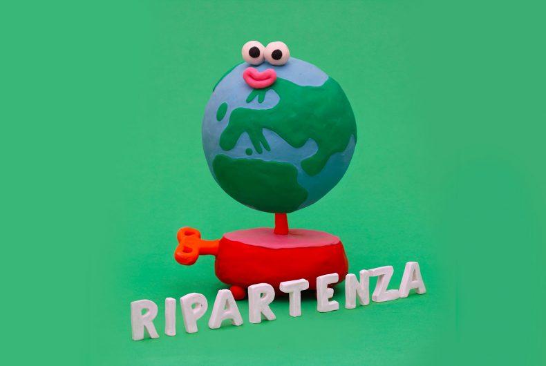 Le animazioni di Stefano Colferai raccontano un futuro migliore