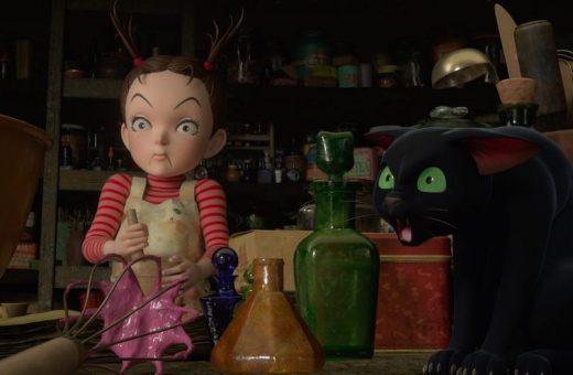 Il primo film in grafica 3D dello studio Ghibli