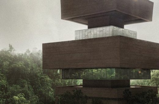 """""""Xinatli"""", a museum in the heart of the Mexican forest"""
