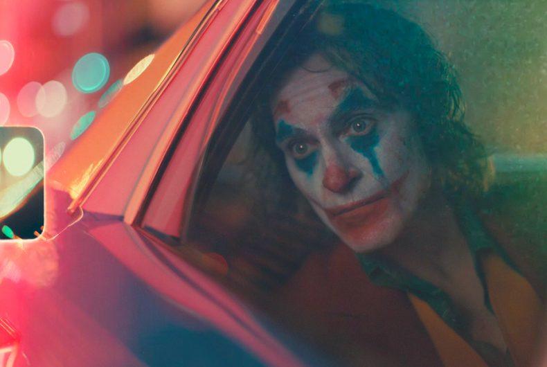 Cinematography – Joker