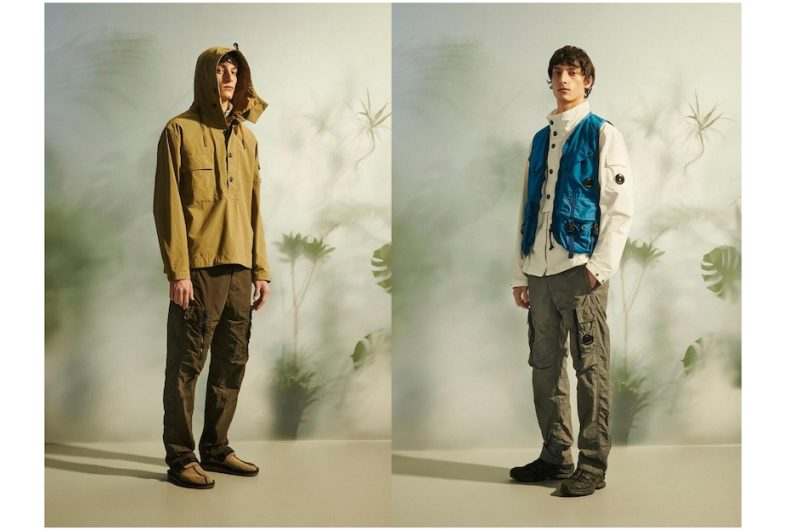 """Natural Mutation"", la SS21 di C.P. Company"