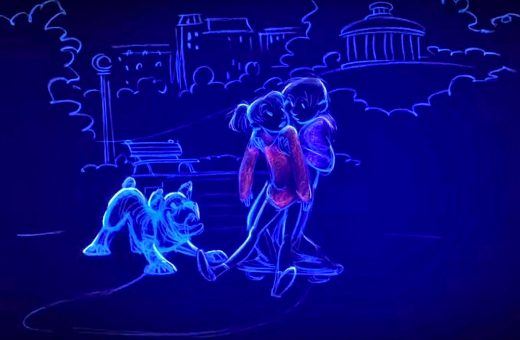 Duet, Glen Keane's revolutionary new animated short for Google