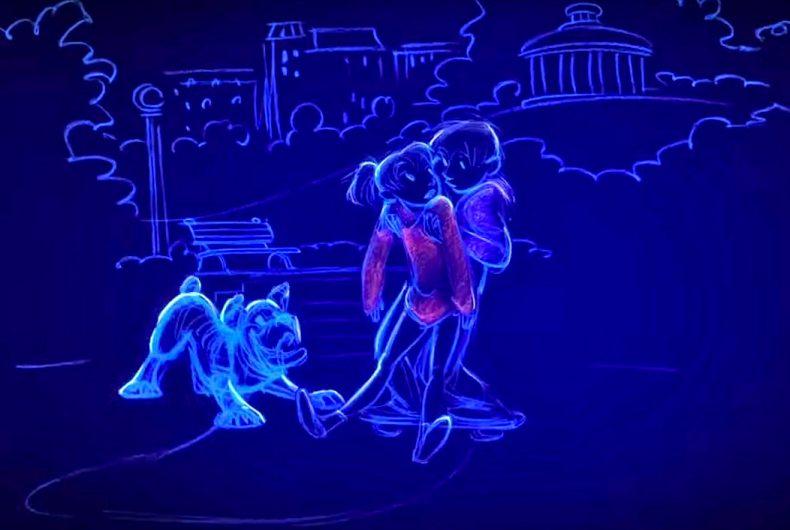 Duet, Glen Keane's revolutionary new animated short for Google