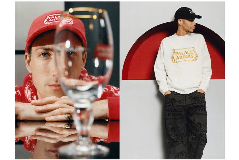 La collaborazione tra Palace Skateboards e Stella Artois