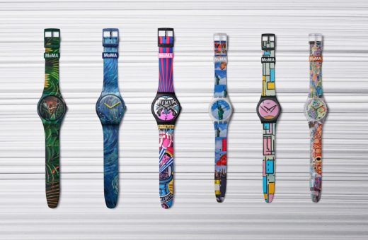 Swatch x MoMA, from the museum to your wrist