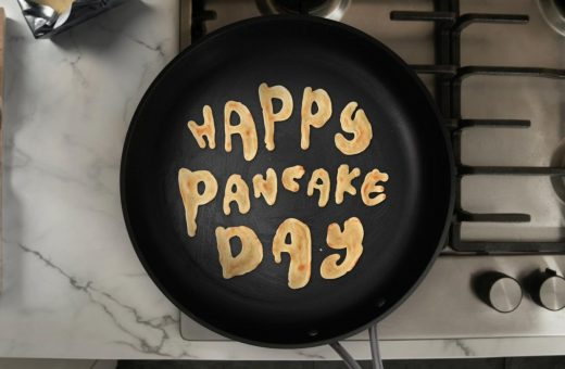 A stop-motion short film to celebrate Pancake Day