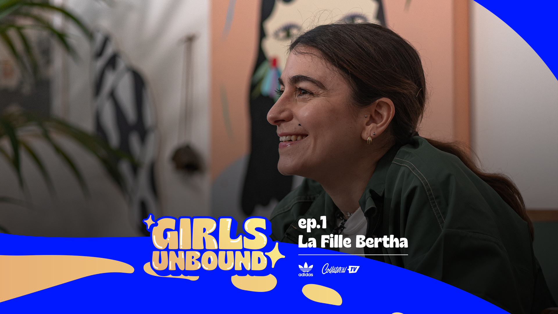 Girls Unbound | Carlo Pastore intervista La Fille Bertha – Ep. 1