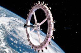 Il primo hotel nello spazio sarà pronto per il 2027