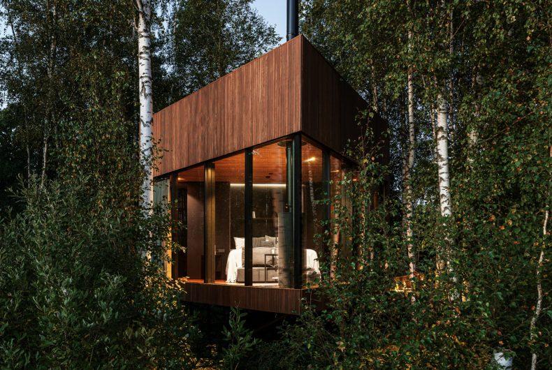 Maidla Nature Resort, un rifugio nel cuore verde dell'Estonia