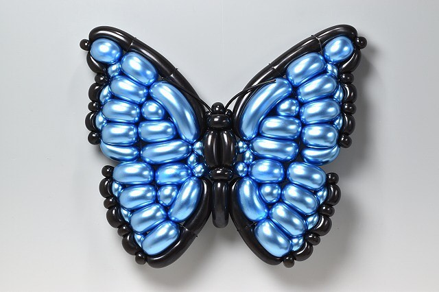 L'incredibile balloon art di Masayoshi Matsumoto