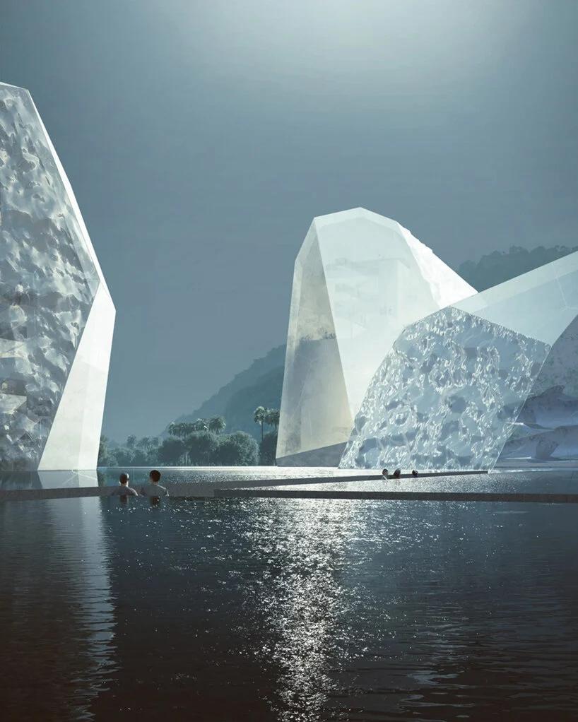 """The Icebergs and the Sea"" | Collater.al"