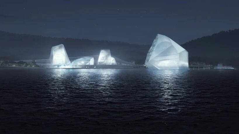 The Icebergs and the Sea | Collater.al