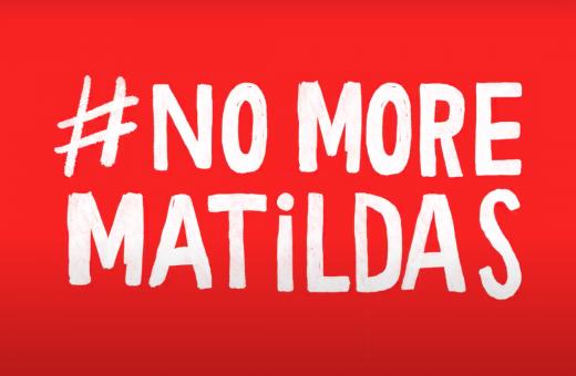 """No More Matildas"", the new AMIT awareness campaign"