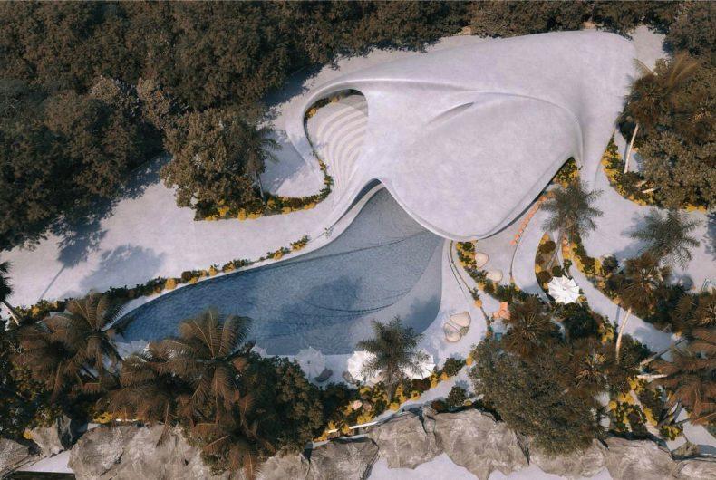 Villa G01, la villa di lusso in Sardegna a due passi dalla spiaggia