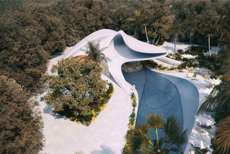 Villa G01, the luxury villa in Sardinia close to the beach