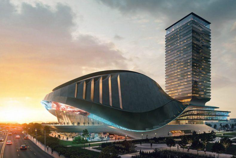Populous ha progettato uno stadio per gli eSports a Toronto
