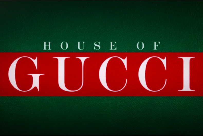 """""""House of Gucci"""" starring Lady Gaga and Adam Driver, the trailer"""
