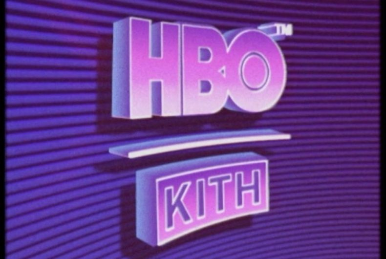 KITH pays homage to HBO's most iconic series