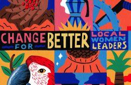 Change for Better: Lavazza e Saddo celebrano le donne