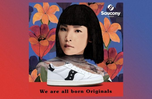 """We are all born Originals"", the new Saucony Originals campaign"