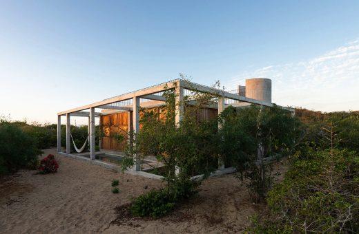 Casa Cosmos fonde paesaggio e architettura