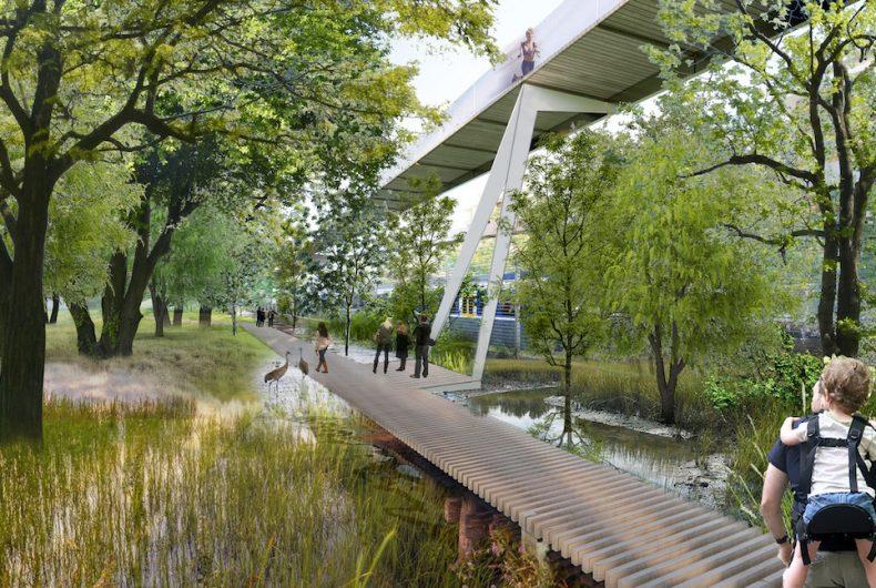 Ecco il primo progetto per Olimpiadi invernali del 2026 a Milano