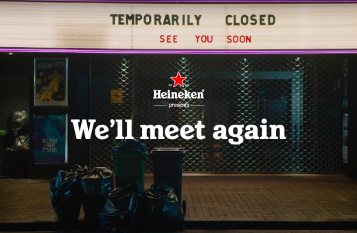 """We'll Meet Again"", Heineken's new global campaign"