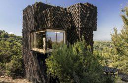 The Voxel, the perfect quarantine cabin
