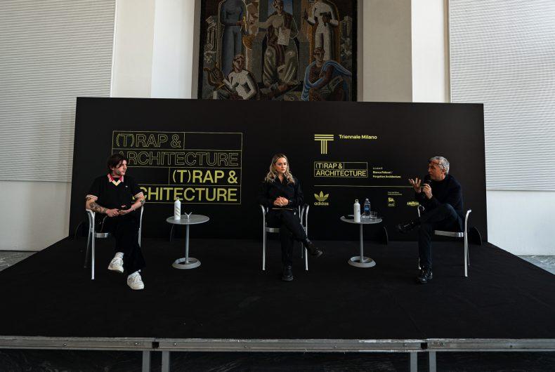 Scopri cosa è successo a (T)rap&Architecture