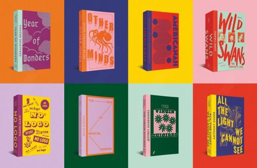 The new eight modern classics volumes from HarperCollins