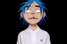 Gorillaz protagonists of Fred Perry's 2021 campaign